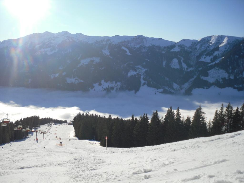 ROBINSON Skiopening 2011. World of TUI persönlich winterurlaub schnee oesterreich europa  SDC18951