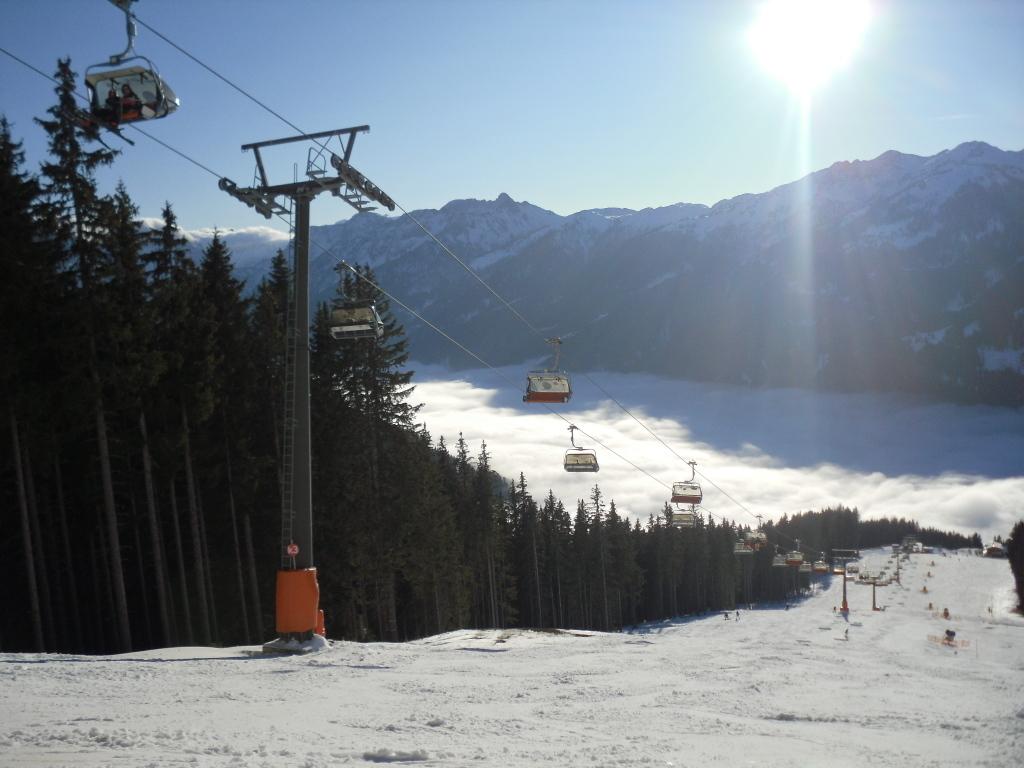 ROBINSON Skiopening 2011. World of TUI persönlich winterurlaub schnee oesterreich europa  SDC18952