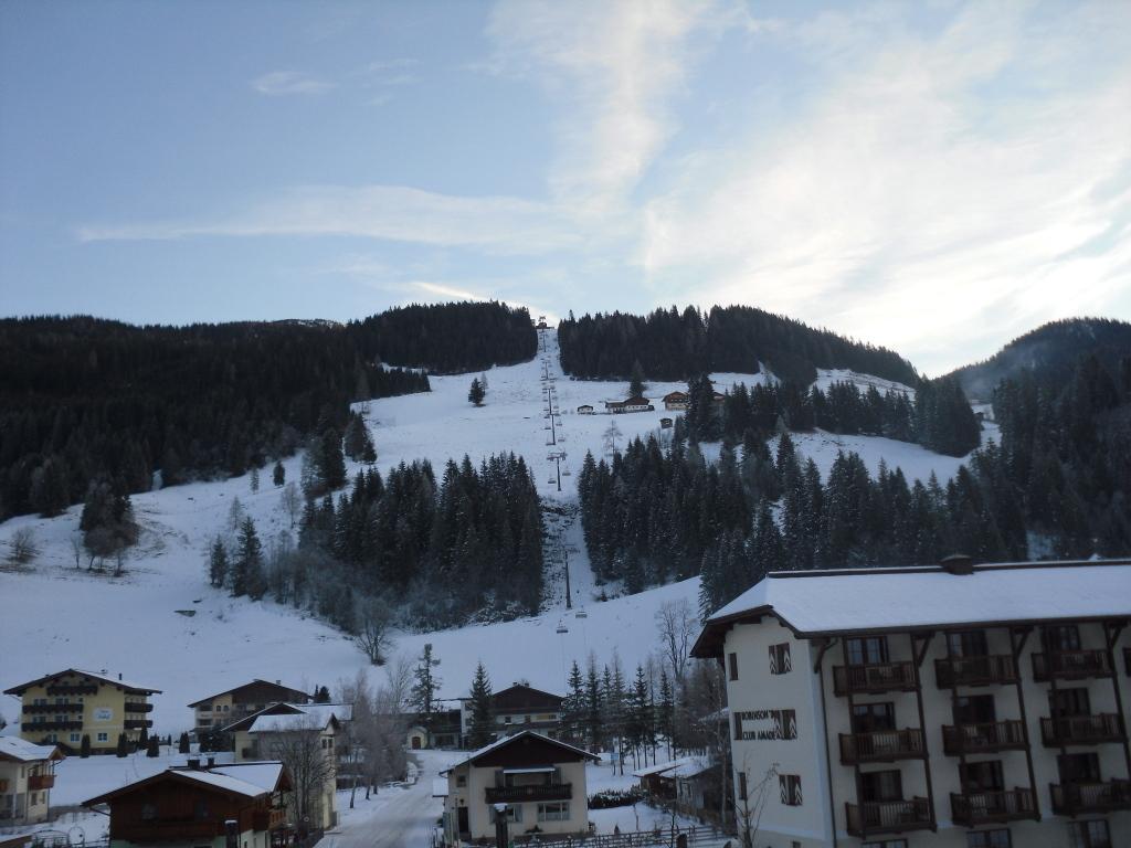 ROBINSON Skiopening 2011. World of TUI persönlich winterurlaub schnee oesterreich europa  SDC189621