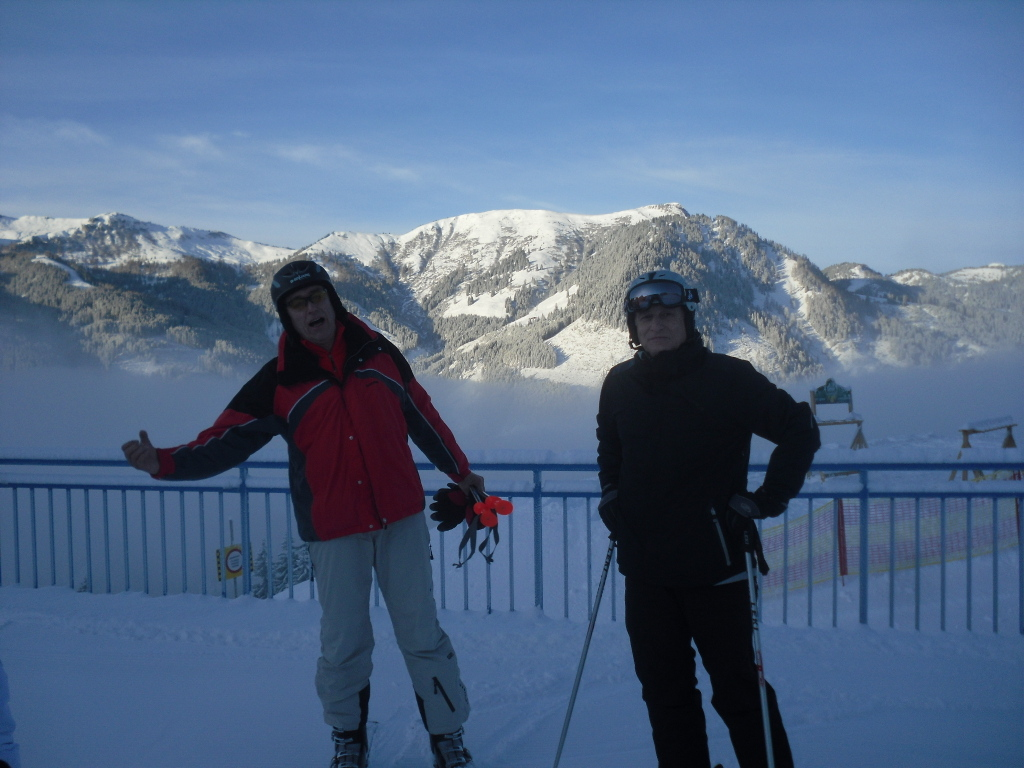 ROBINSON Skiopening 2011. World of TUI persönlich winterurlaub schnee oesterreich europa  SDC18983