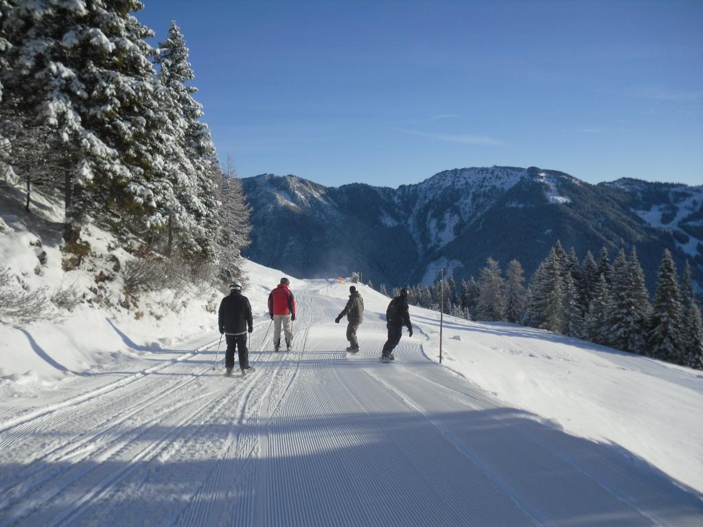 ROBINSON Skiopening 2011. World of TUI persönlich winterurlaub schnee oesterreich europa  SDC18988