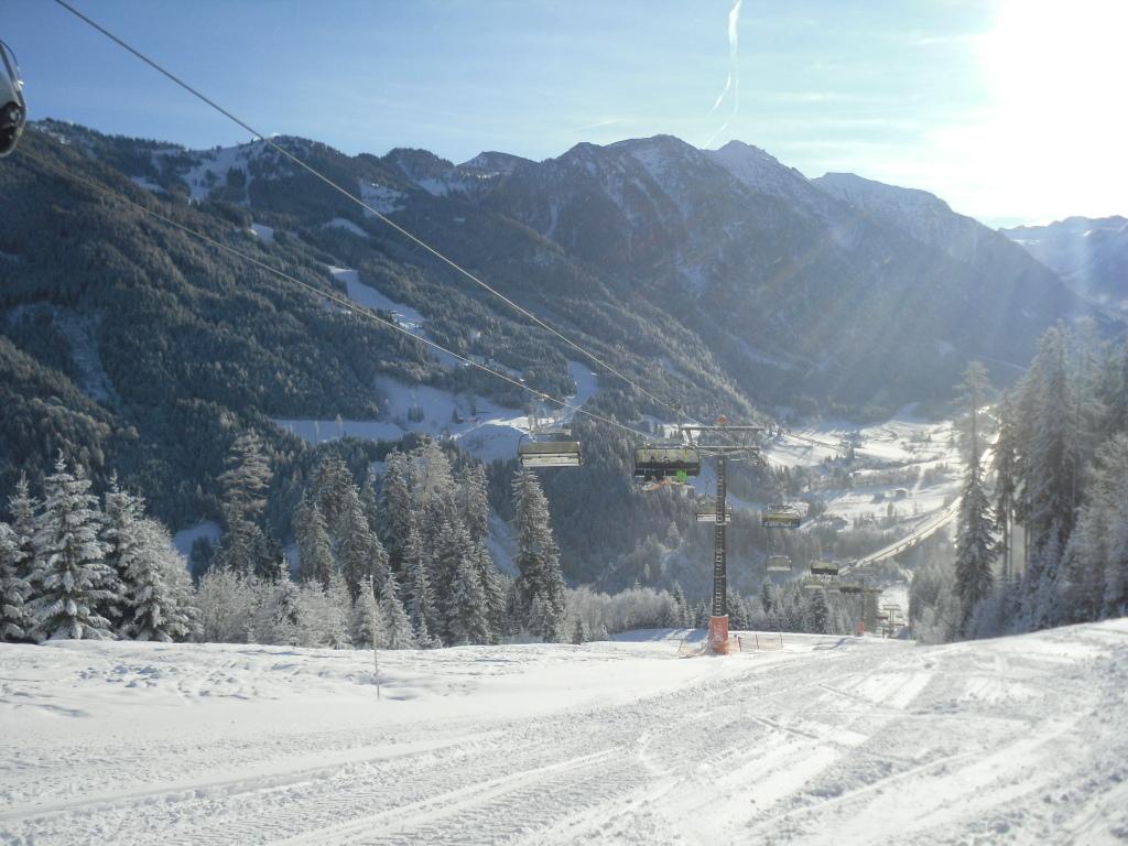 ROBINSON Skiopening 2011. World of TUI persönlich winterurlaub schnee oesterreich europa  SDC18994