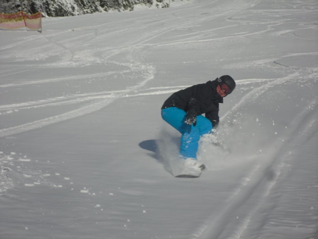 ROBINSON Skiopening 2011. World of TUI persönlich winterurlaub schnee oesterreich europa  SDC18996