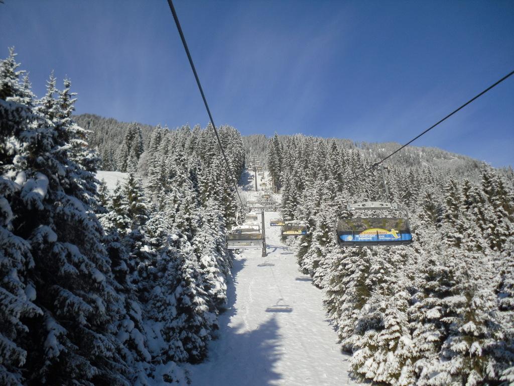 ROBINSON Skiopening 2011. World of TUI persönlich winterurlaub schnee oesterreich europa  SDC18998