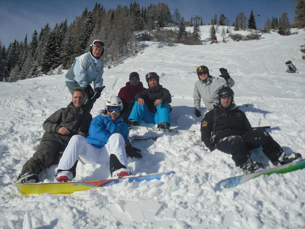 ROBINSON Skiopening 2011. World of TUI persönlich winterurlaub schnee oesterreich europa  SDC19004