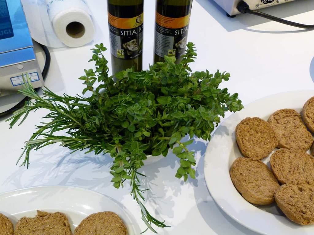 Griechisch Kochen in der World of TUI staedtereisen europa  P1050967