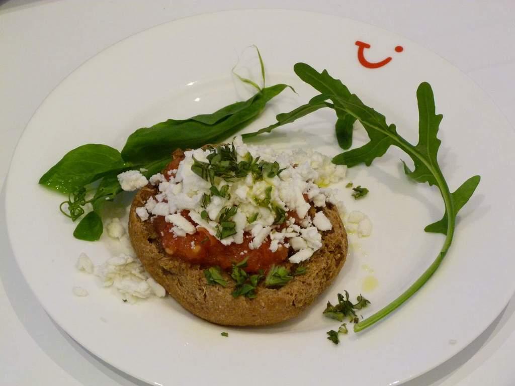 Griechisch Kochen in der World of TUI staedtereisen europa  P1060099