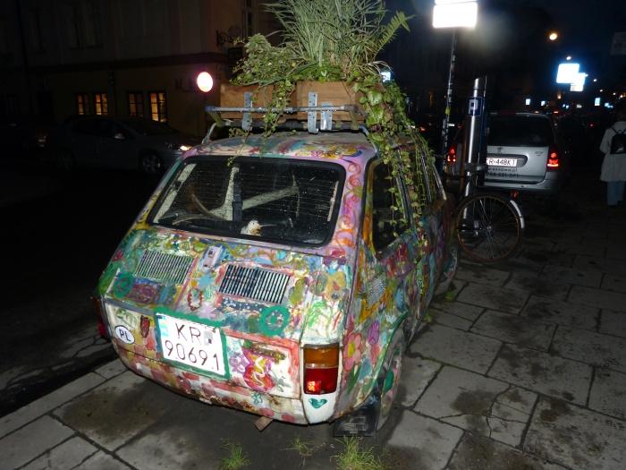 Krakau. World of TUI persönlich staedtereisen land und leute familie europa  tui berlin krakau auto blumen deko