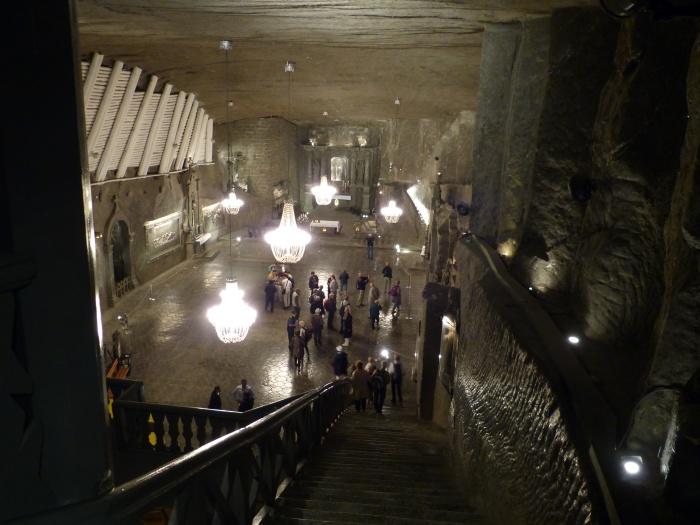Krakau. World of TUI persönlich staedtereisen land und leute familie europa  tui berlin krakau kathedrale aus salz