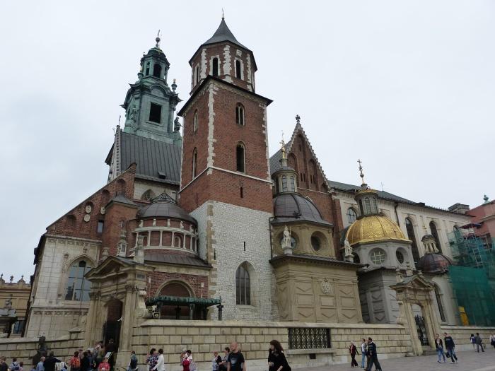 Krakau. World of TUI persönlich staedtereisen land und leute familie europa  tui berlin krakau kathedrale