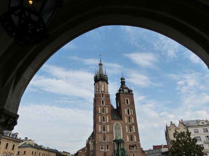 Krakau. World of TUI persönlich staedtereisen land und leute familie europa  tui berlin krakau marienkirche