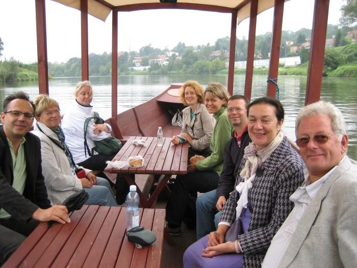 Krakau. World of TUI persönlich staedtereisen land und leute familie europa  tui berlin krakau reisegruppe fluss