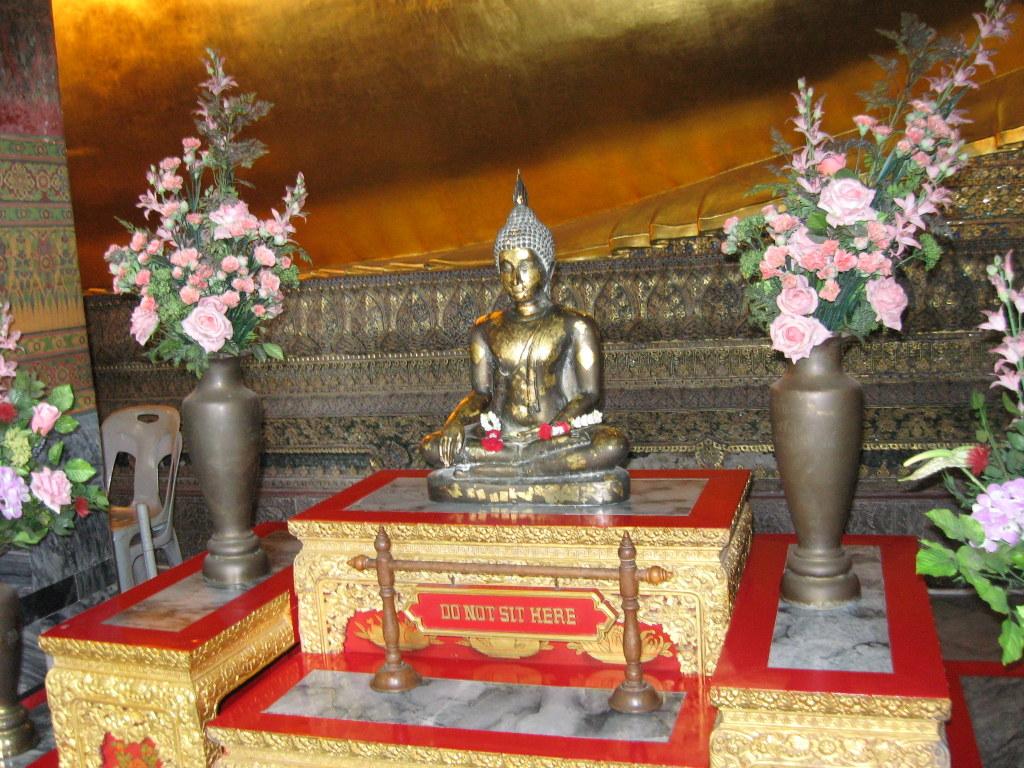 Thailand. Bangkok und Koh Samui mit der Familie. thailand strand sonne land und leute familie asien  tui berlin thailand familie bangkok wat po buddha statue