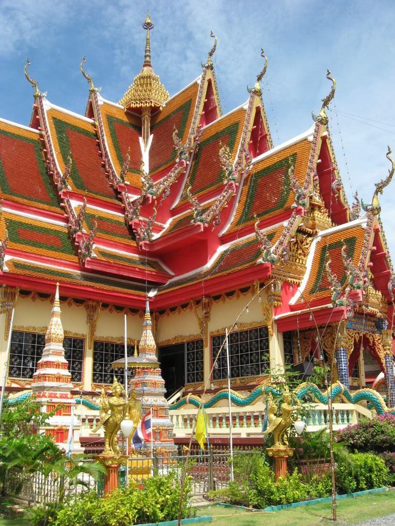 Thailand. Bangkok und Koh Samui mit der Familie. thailand strand sonne land und leute familie asien  tui berlin thailand familie koh samui tempel