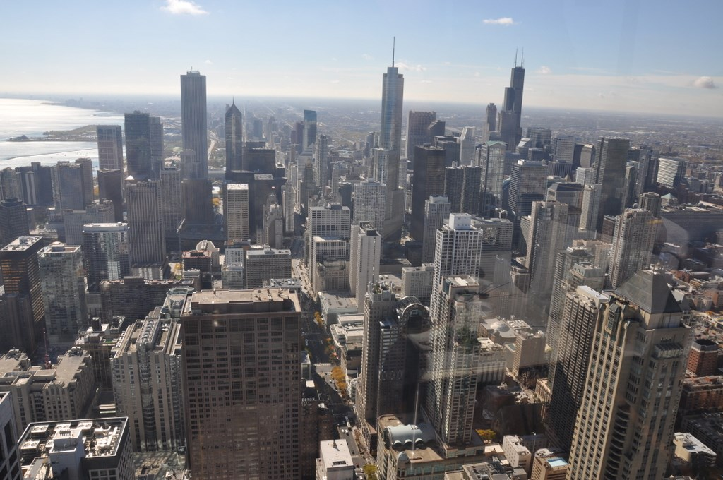 Chicago. The windy City am Lake Michigan. usa staedtereisen land und leute karibik mittelamerika  tui berlin usa chicago ausblick hancock tower