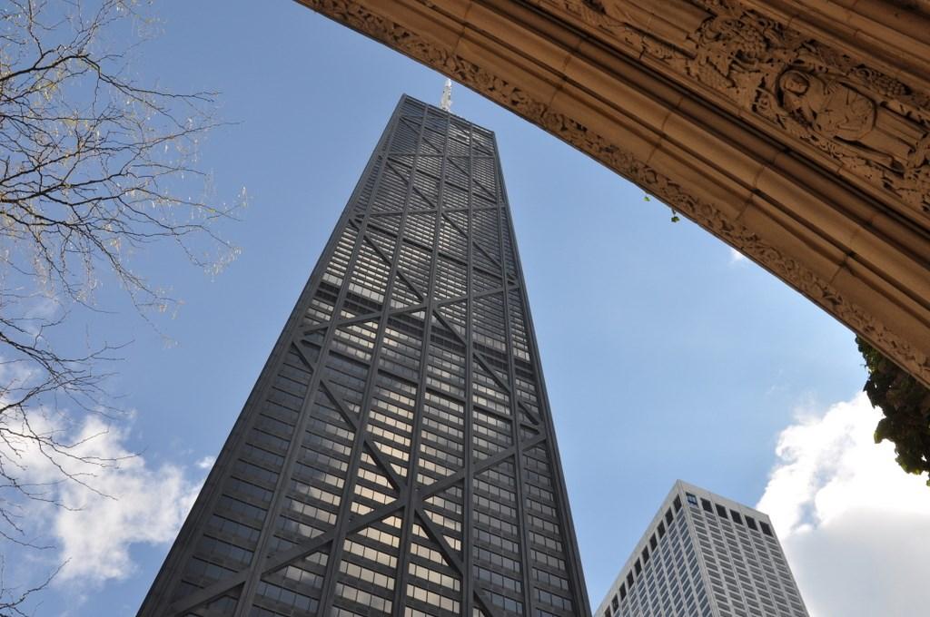 Chicago. The windy City am Lake Michigan. usa staedtereisen land und leute karibik mittelamerika  tui berlin usa chicago hancock tower