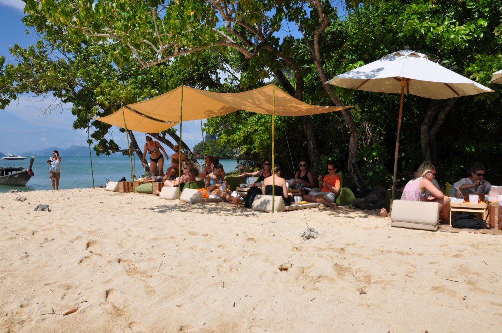 Six Senses Hideaway Yao Noi thailand sonne asien  tui berlin six senses ausflug strand