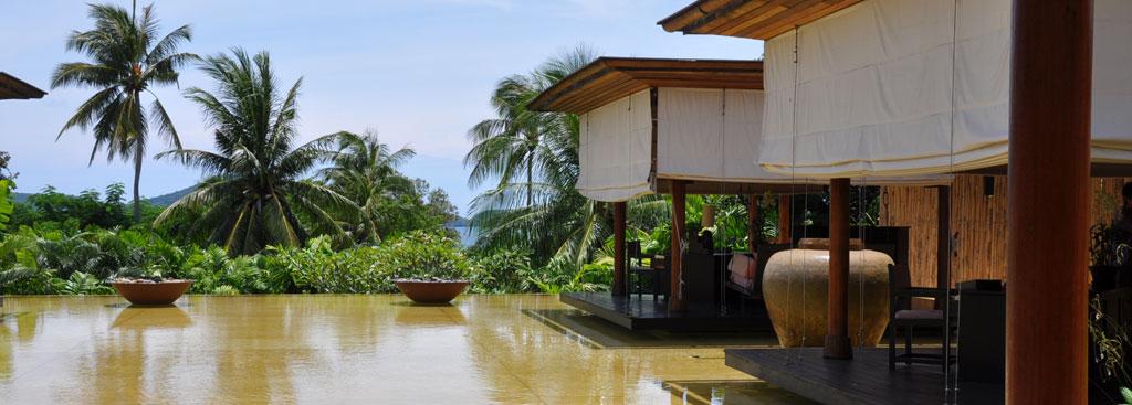 Six Senses Hideaway Yao Noi thailand strand sonne reisebericht asien  tui berlin thailand six senses hideway
