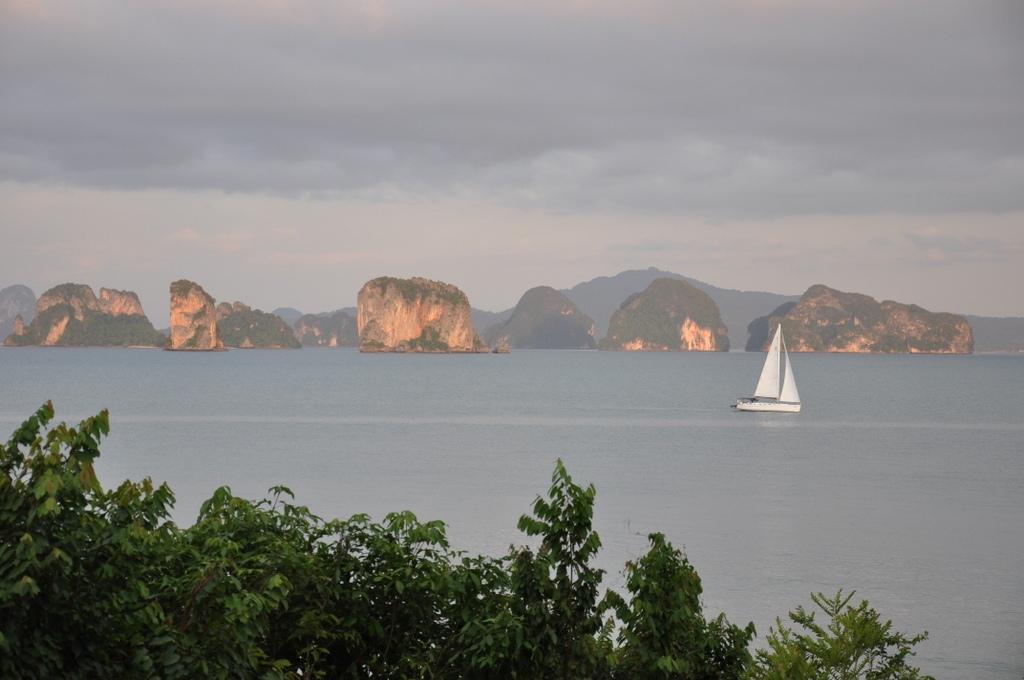 Six Senses Hideaway Yao Noi thailand strand sonne reisebericht asien  tui berlin Six Senses Yao Noi Ausblick