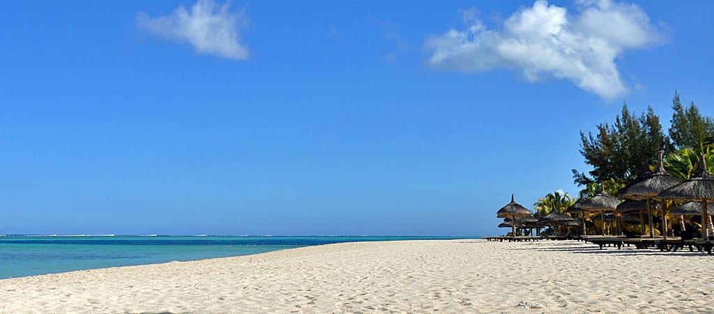 TUI, Reisebüro, Berlin, Mauritius, Beachcomber, Strand