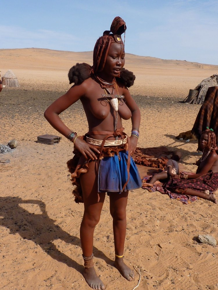 Namibia Treasures. sonne safari namibia afrika  tui berlin namibia serra cafema himba frau
