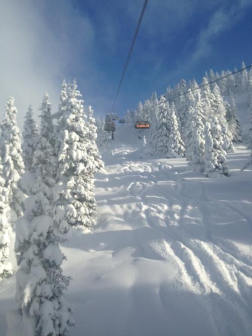 Ski Opening 2012 im ROBINSON CLUB Amadé. schnee oesterreich familie europa  tui berlin robinson club amade skilift