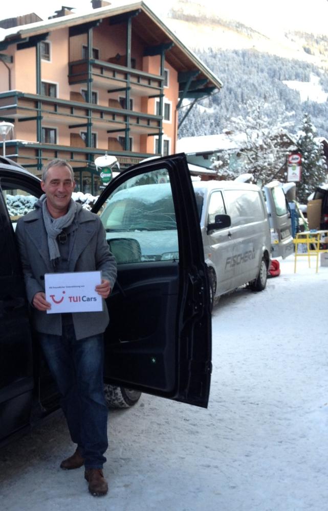Ski Opening 2012 im ROBINSON CLUB Amadé. schnee oesterreich familie europa  tui berlin robinson club amade tui cars