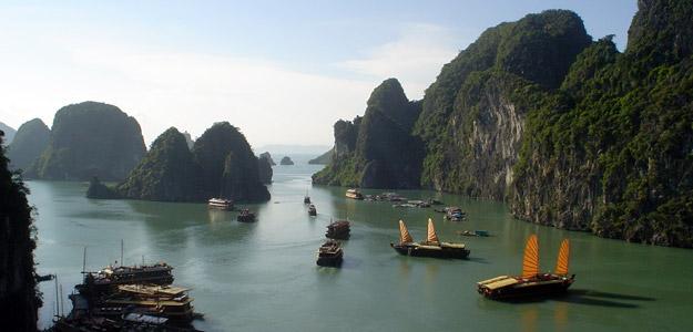 Trendziel Vietnam. Mit goXplore erleben junge Menschen große Abenteuer für kleines Geld. vietnam sonne land und leute asien  AVHB halong