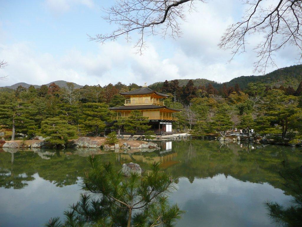 Japan. Das Land der aufgehenden Sonne. staedtereisen land und leute asien  tui berlin japan kinkakuji tempel see