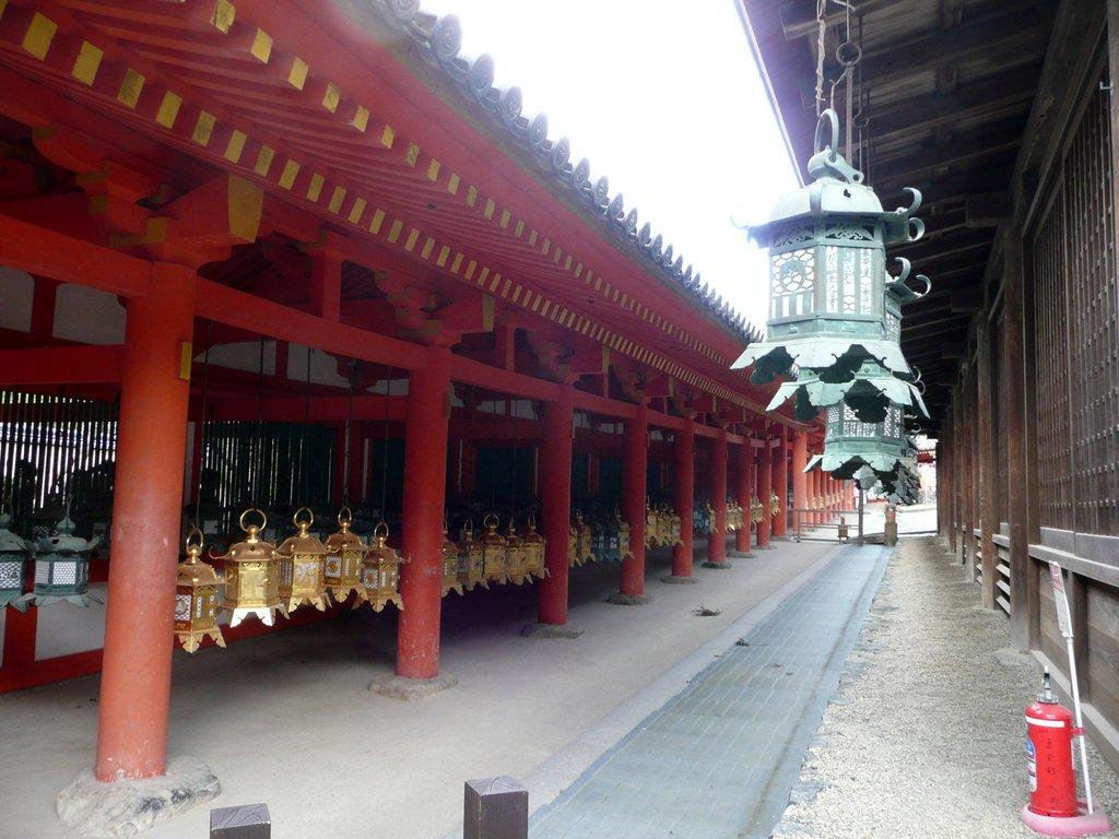Japan. Das Land der aufgehenden Sonne. staedtereisen land und leute asien  tui berlin japan nara park kasuga schrein bronzelaternen