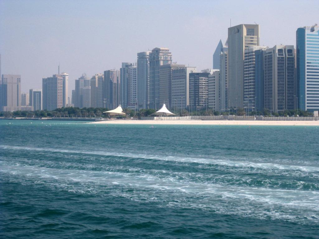 Mein Schiff 2. Reise ins Morgenland   Dubai und Orient. staedtereisen land und leute orient oman kreuzfahrt dubai abu dhabi  tui berlin kreuzfahrt dubai orient abu dhabi ausblick