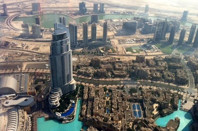Mein Schiff 2. Reise ins Morgenland   Dubai und Orient. staedtereisen land und leute orient oman kreuzfahrt dubai abu dhabi  tui berlin kreuzfahrt dubai orient ausblick burj khalifa