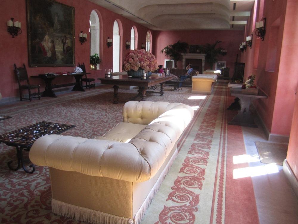 Venedig im Regen   wunderschön! staedtereisen italien europa  tui berlin venedig bauer palladio hotel einrichtung