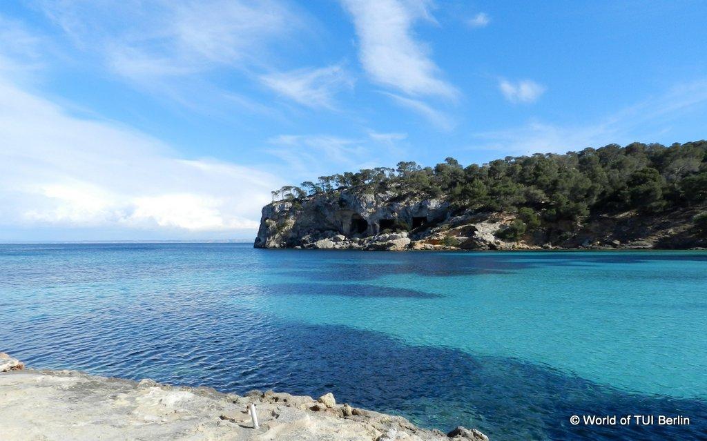 Traumbuchten und angesagte Beachclubs auf Mallorca strand staedtereisen sonne mallorca familie europa cluburlaub  DSCN2283
