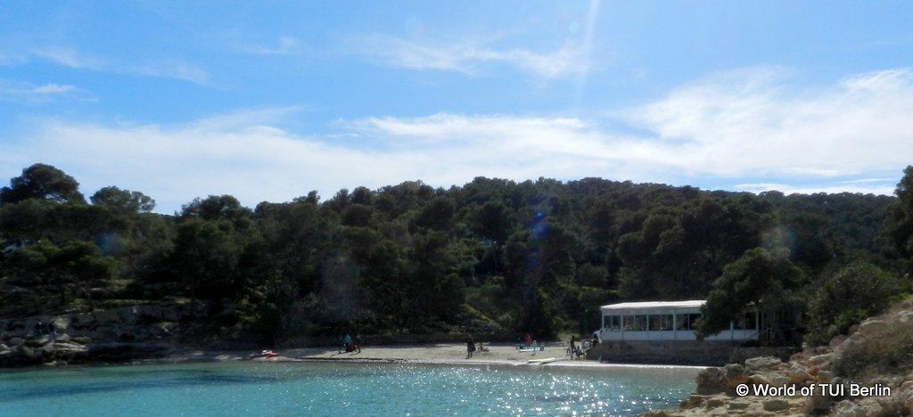 TUI, airtours, Mallorca, Kurzreise, Beachclubs, Buchten, Robinson Club Cala Serena