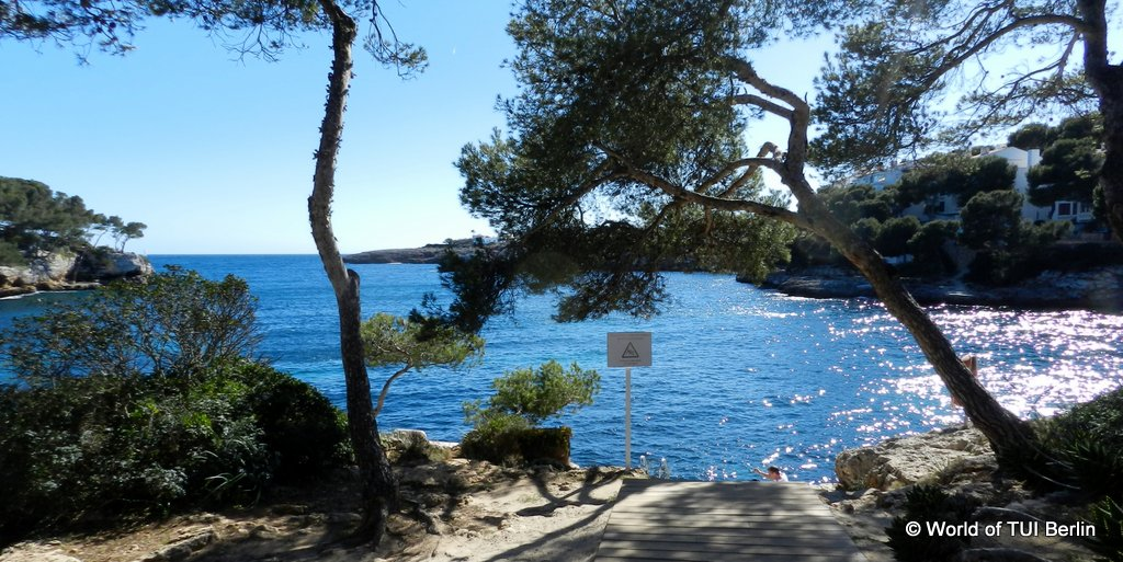 Traumbuchten und angesagte Beachclubs auf Mallorca strand staedtereisen sonne mallorca familie europa cluburlaub  DSCN2503
