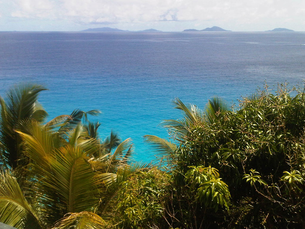 Seychellen. Frégate Island Private strand sonne seychellen reisebericht indischer ozean orient honeymoon 2  tui berlin seychellen fregate island blick