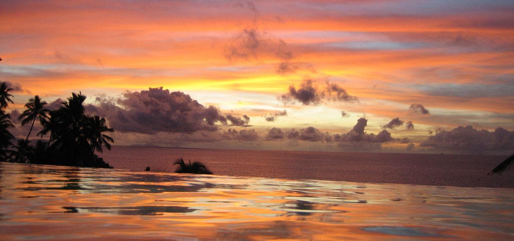 Seychellen. Frégate Island Private strand sonne seychellen reisebericht indischer ozean orient honeymoon 2  tui berlin seychellen fregate island header