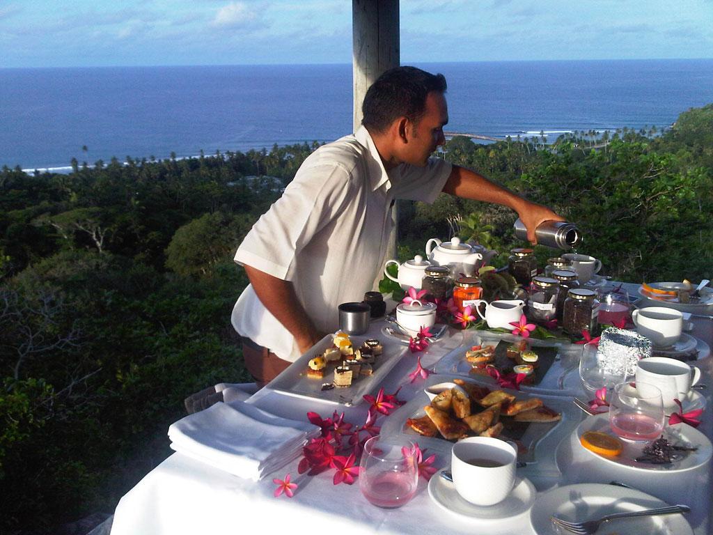 Seychellen. Frégate Island Private strand sonne seychellen reisebericht indischer ozean orient honeymoon 2  tui berlin seychellen fregate island high tea 2