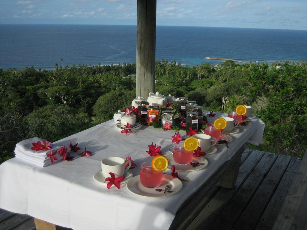 Seychellen. Frégate Island Private strand sonne seychellen reisebericht indischer ozean orient honeymoon 2  tui berlin seychellen fregate island high tea