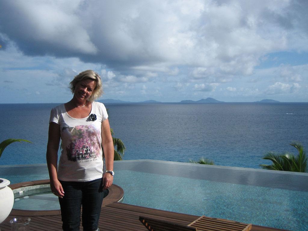 Seychellen. Frégate Island Private strand sonne seychellen reisebericht indischer ozean orient honeymoon 2  tui berlin seychellen fregate island pool villa