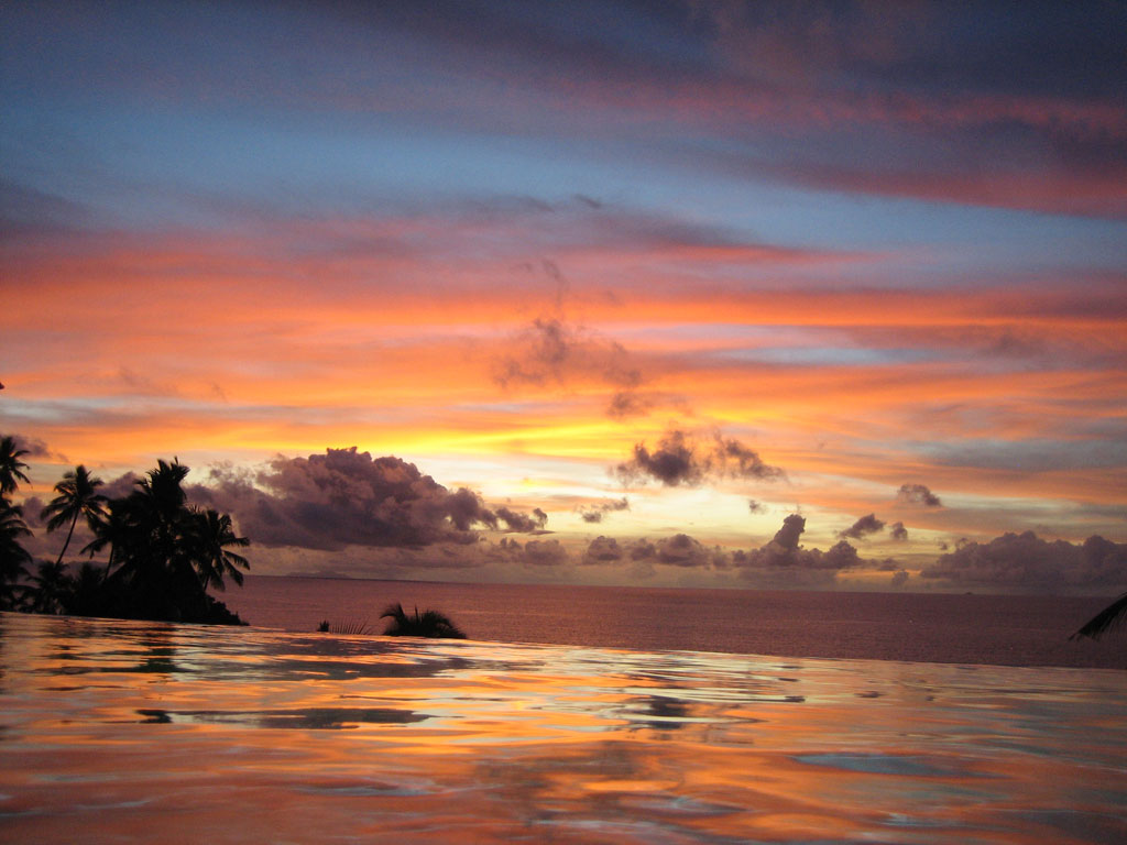 Seychellen. Frégate Island Private strand sonne seychellen reisebericht indischer ozean orient honeymoon 2  tui berlin seychellen fregate island sundown