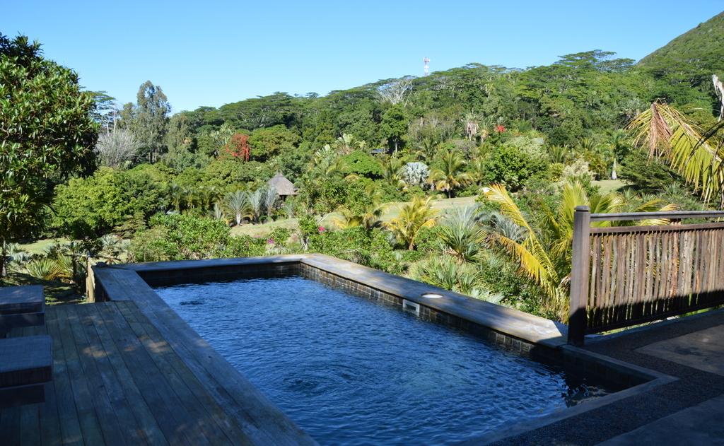 Mauritius. Auf den Spuren der Zuckerbarone. strand sonne mauritius indischer ozean orient honeymoon 2  Ausblick von meiner Terrasse