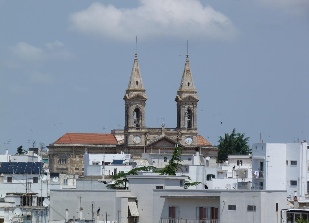 Sergio und die Trulli   Tour durch Apulien. staedtereisen sonne land und leute italien europa  BA Apulien Ostuni