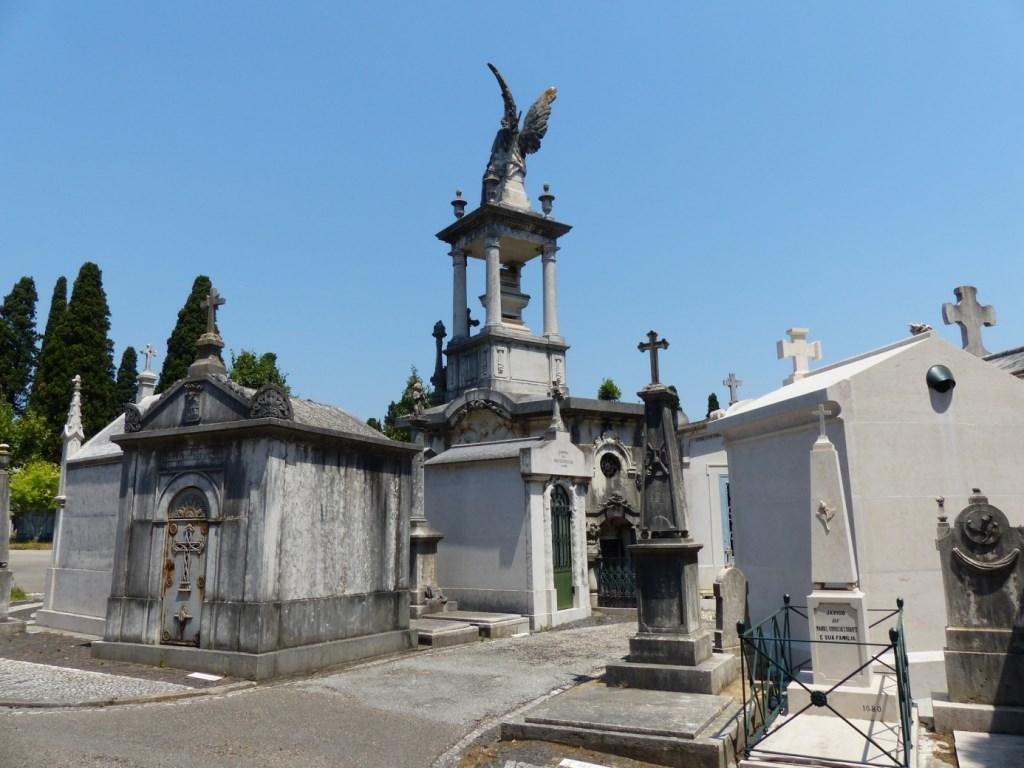 Lissabon   leise rieselt der Putz oder Liebe auf den zweiten Blick. staedtereisen sonne land und leute portugal europa  tui berlin lissabon friedhof