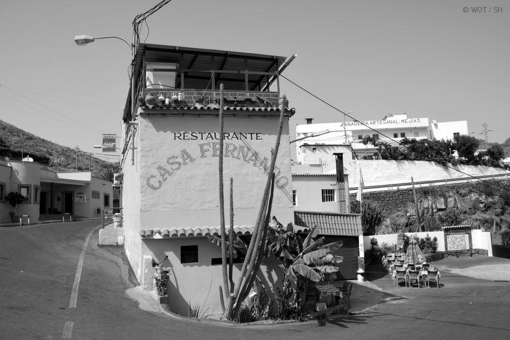 Schönheit wohnt im Hinterland. Gran Canaria abseits der Strände. strand sonne kanaren familie europa  tui berlin gran canaria casa fernando