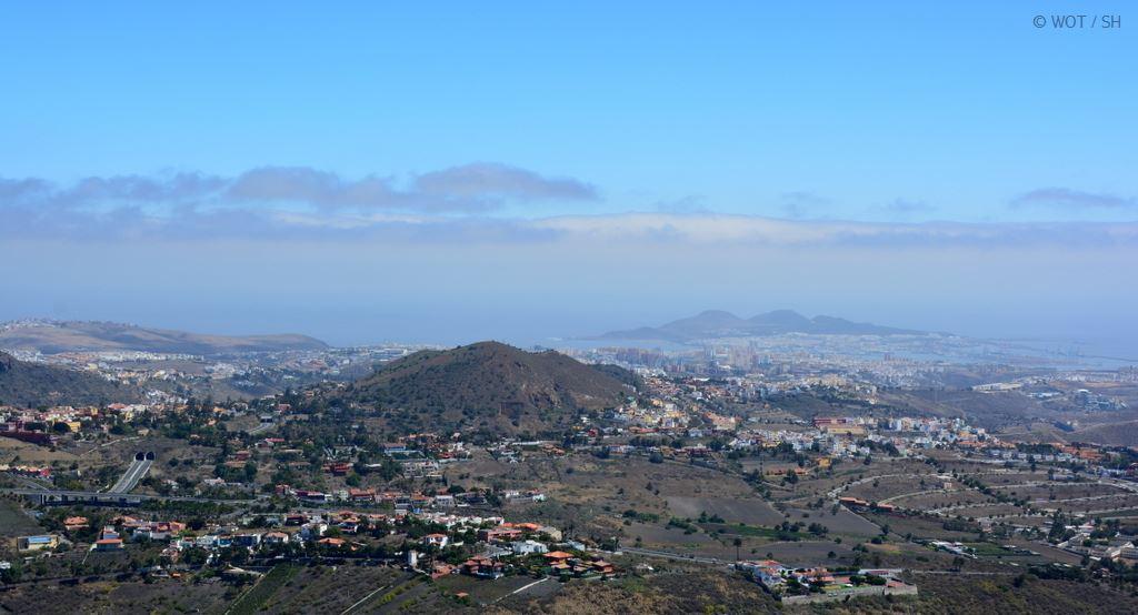 Schönheit wohnt im Hinterland. Gran Canaria abseits der Strände. strand sonne kanaren familie europa  tui berlin gran canaria landschaft las palmas