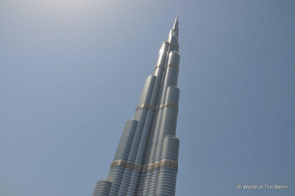 Dubai für Insider. Vier Tage in der Supercity. staedtereisen sonne orient dubai  tui berlin dubai burj khalifa