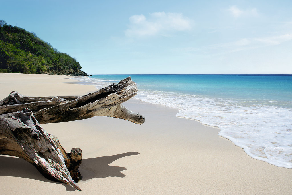Wo sich jetzt der Sommer verlängern lässt. strand sonne  tui berlin strand von antigua