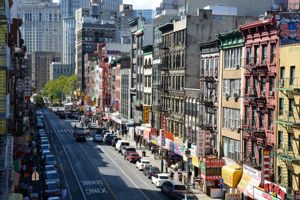 Authentische Nachbarschaft in New York City – Lower East Side. usa staedtereisen karibik mittelamerika  tui berlin new york chinatown